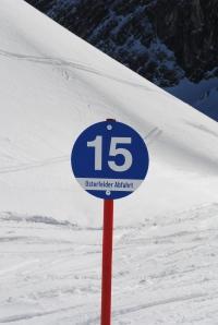 Piste 15, Garmisch-Partenkirchen