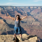 Free in the Grand Canyon