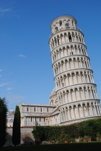 Pisa - a great place to visit and another one to cross off the list